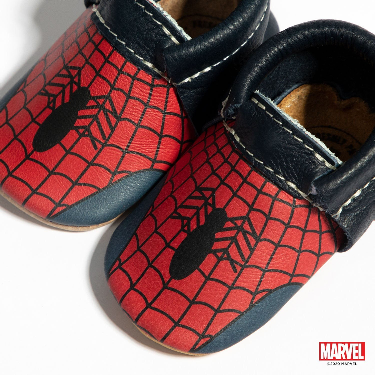 I Am Spider-Man City Mocc City Moccs Soft Soles