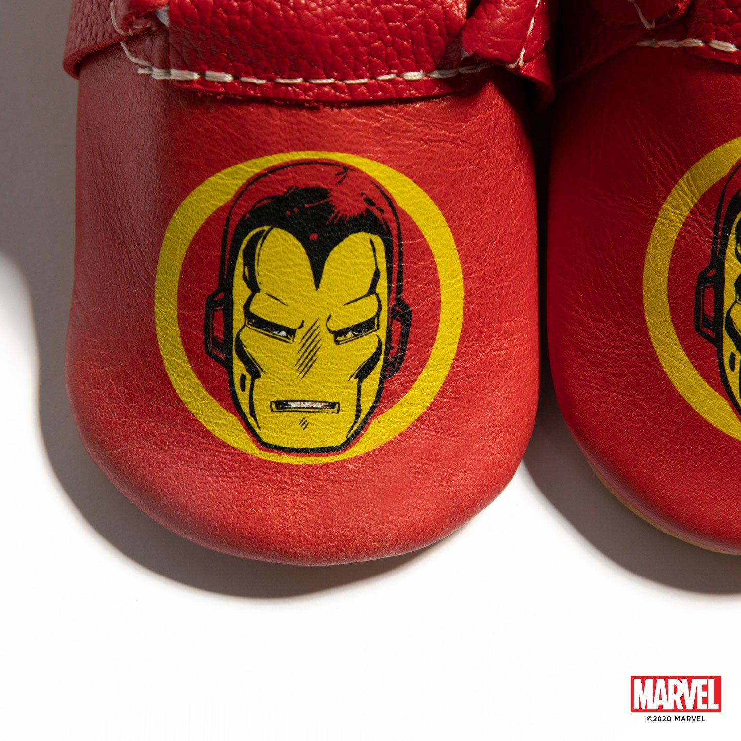 I Am Iron Man City Mocc Mini Sole City Moccs mini sole