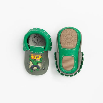 Marvel Incredible Hulk Mini Sole Mini Sole Mocc mini soles
