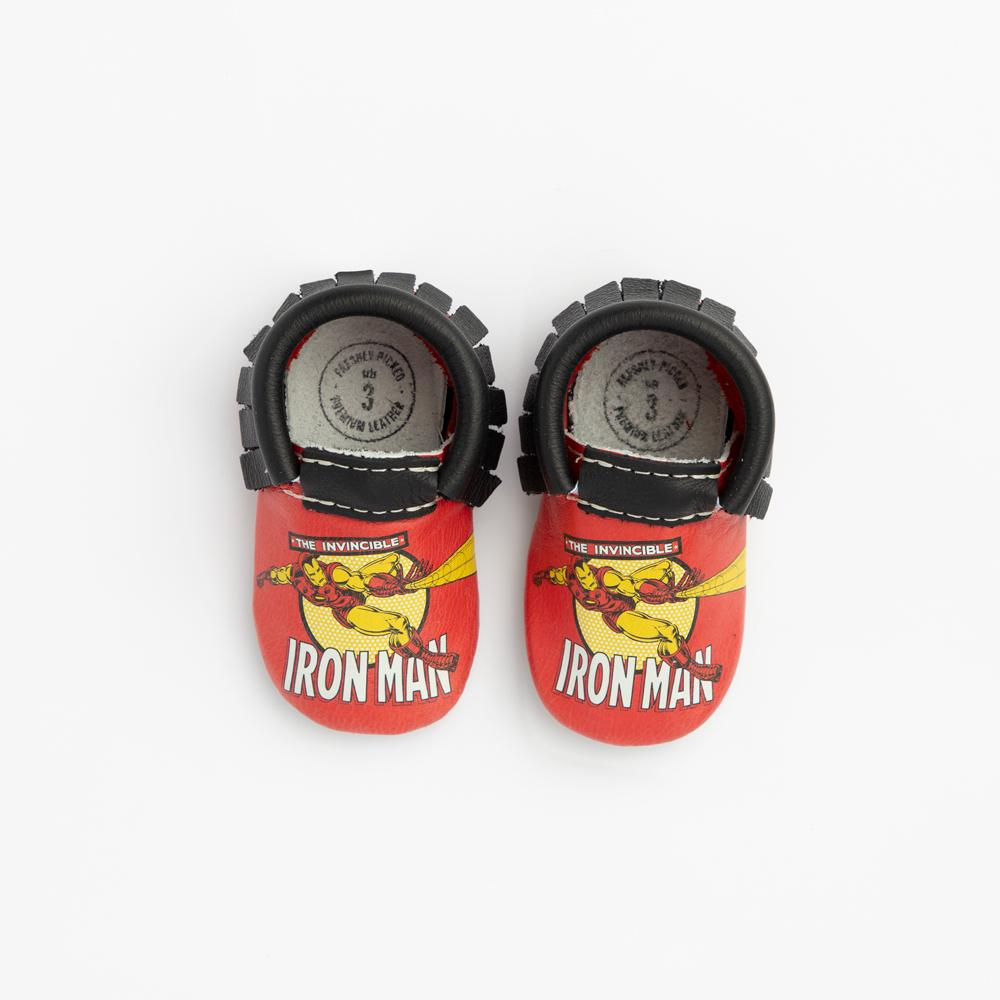 Marvel Iron Man Mini Sole Mini Sole Mocc mini soles