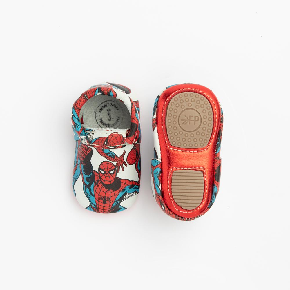Marvel Spidey Sense City Mocc Mini Sole Mini Sole City Mocc mini soles