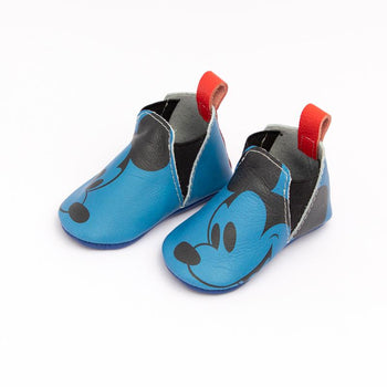 Mickey Head Chelsea Boot Chelsea Boot Soft Soles