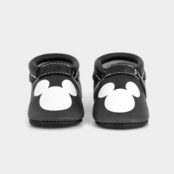 Signature Mickey City Mocc City Moccs Soft Soles