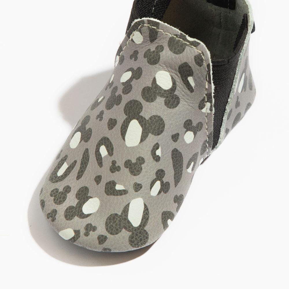 Mickey Leopard Chelsea Boot Chelsea Boot Soft Sole