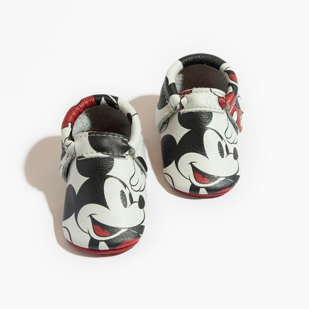 Mickey Mouse Mini Sole Mini Sole Mocc mini soles