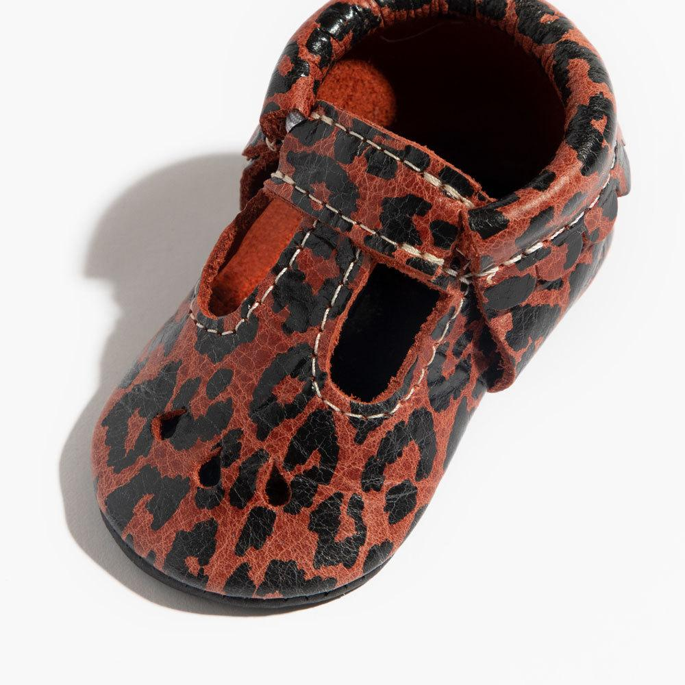 Moab Leopard Mary Jane Mary Janes soft soles