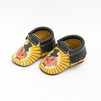Mr. Pig Moccasins Soft Soles