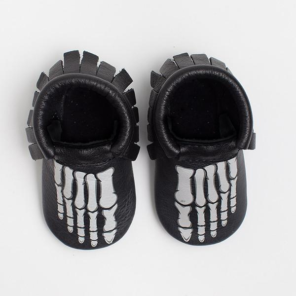 Mr. Bones Moccasins Soft Soles