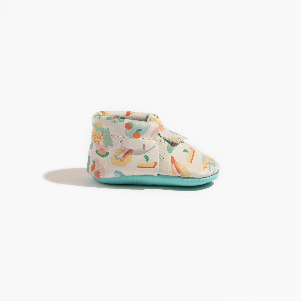 Newborn Florida City Mocc newborn city mocc soft sole