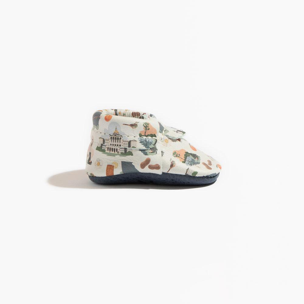 Newborn Georgia City Mocc newborn city mocc Soft Soles