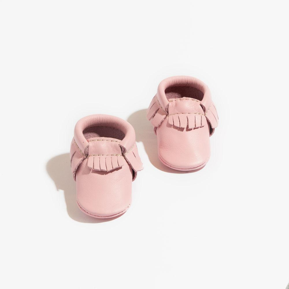 Newborn Rose Pink | Final Sale newborn Soft Soles