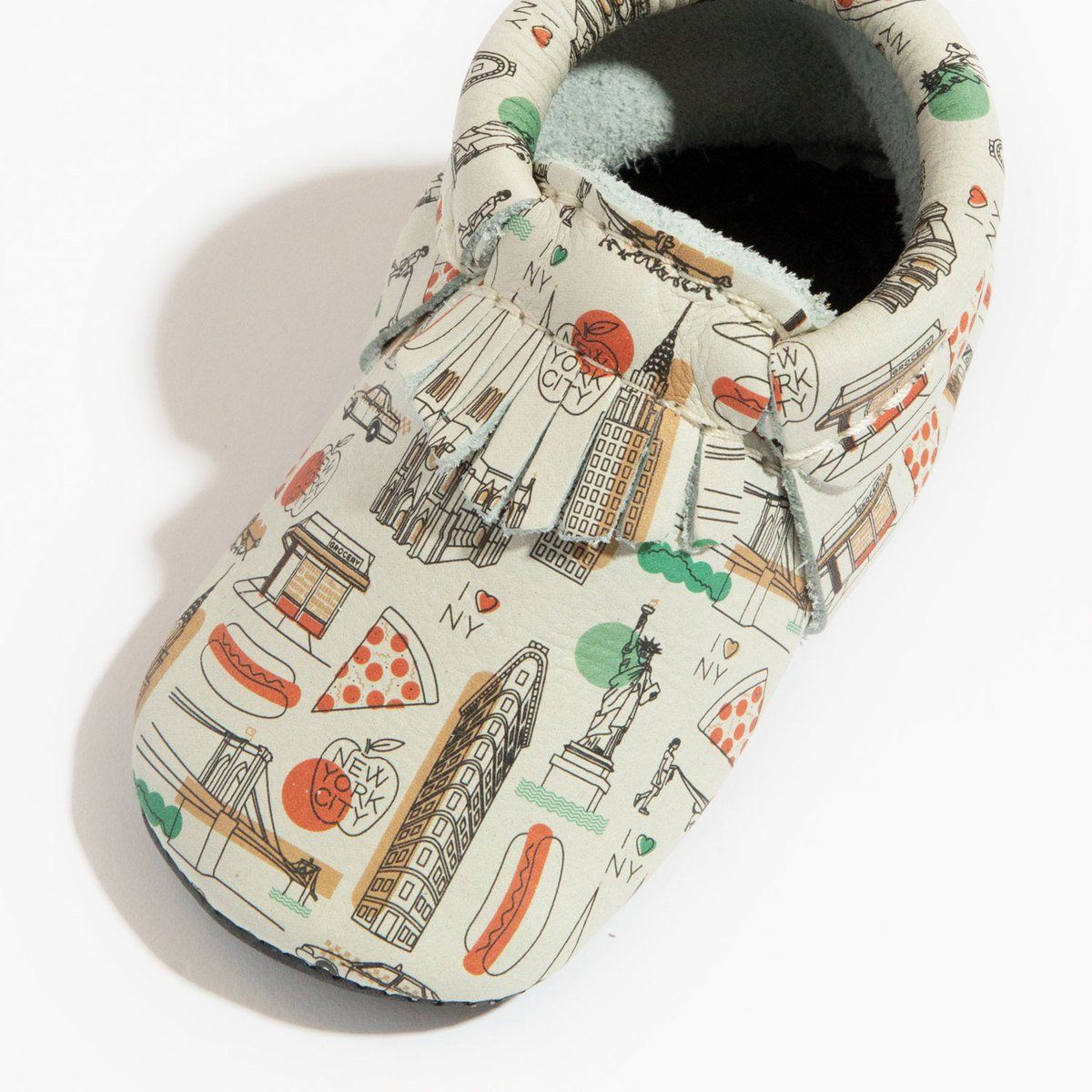NYC City Mocc City Moccs Soft Soles
