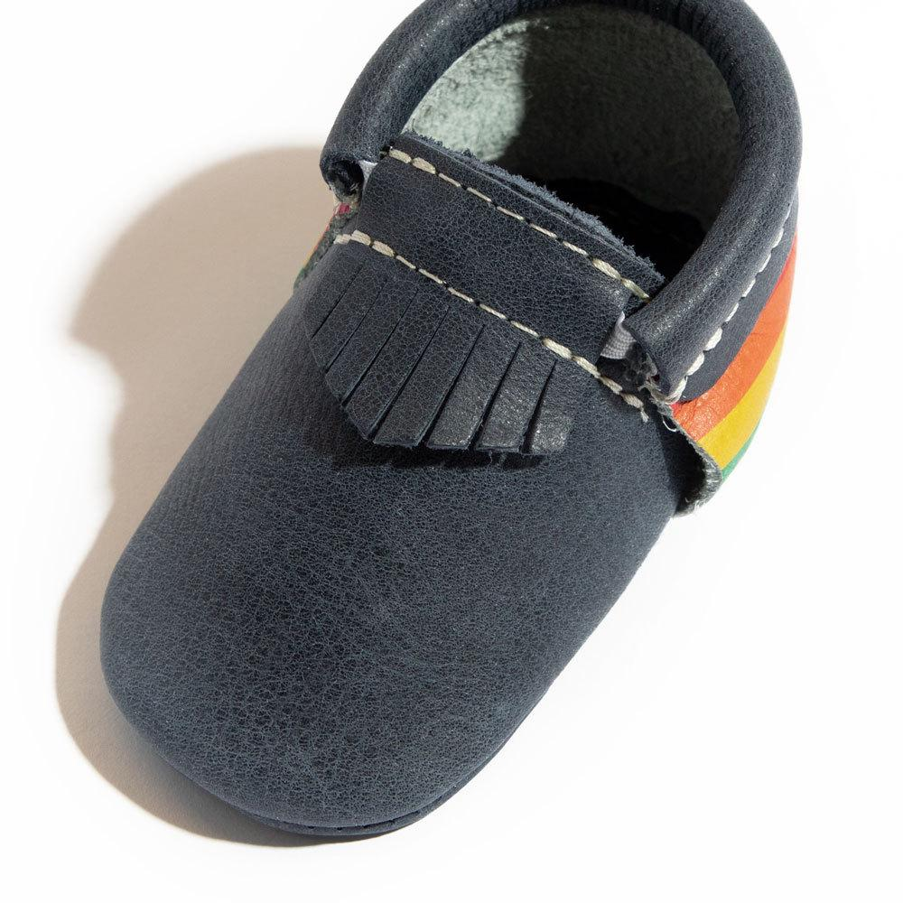 Chasing Rainbows City Mocc City Moccs Soft Soles