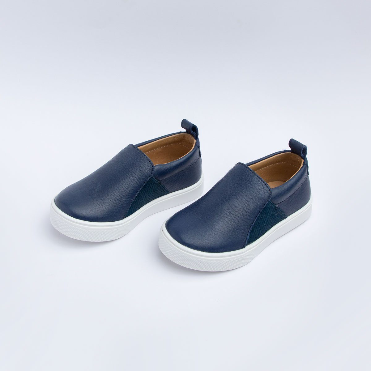 Navy Slip-On Sneaker Kids - Classic Slip-On Sneaker Kids Sneakers