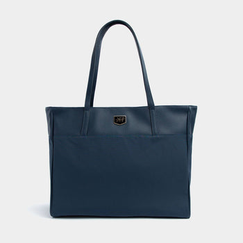 Navy Everyday Tote
