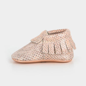 New York Moccasins Soft Soles