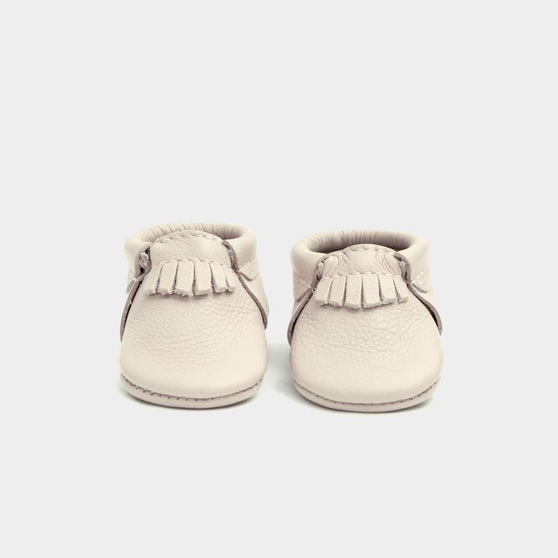 Newborn Birch City Mocc newborn Soft Soles