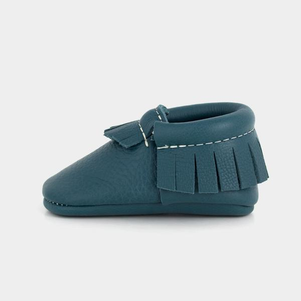 Night Sky Moccasins Soft Soles
