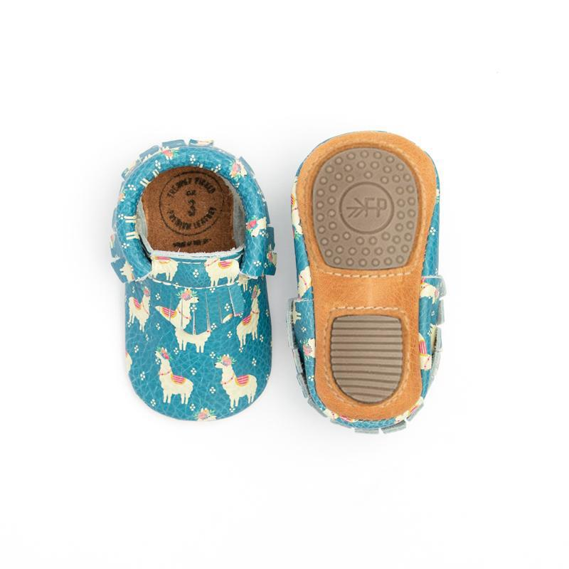 No Prob-Llama Mini Sole Mini Sole Mocc mini soles