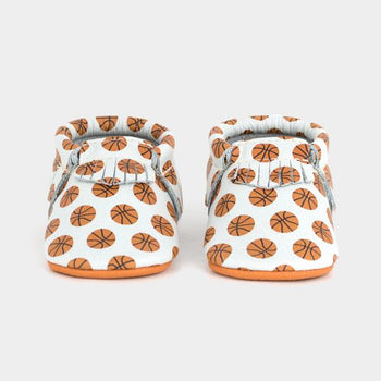 Nothin' but Net | Pre-Order Moccasins Soft Soles