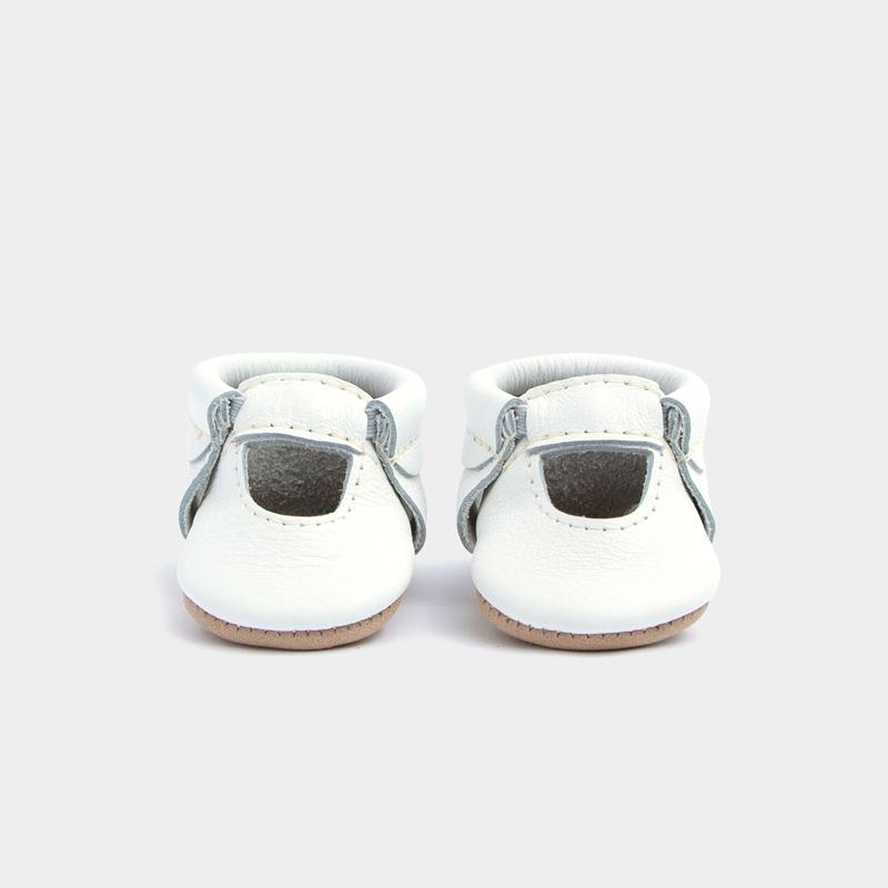 Newborn Bright White Ballet Flat