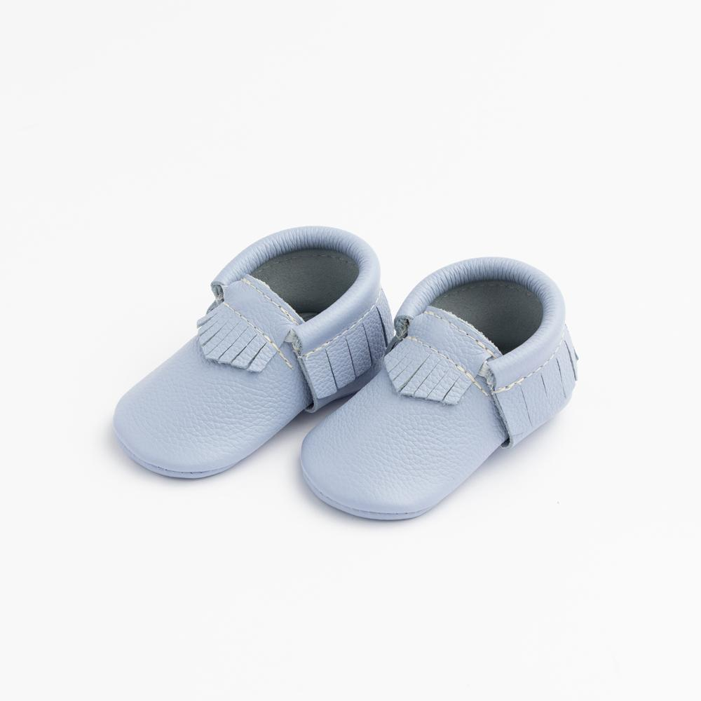 Periwinkle Mini Sole Mini Sole Mocc mini soles