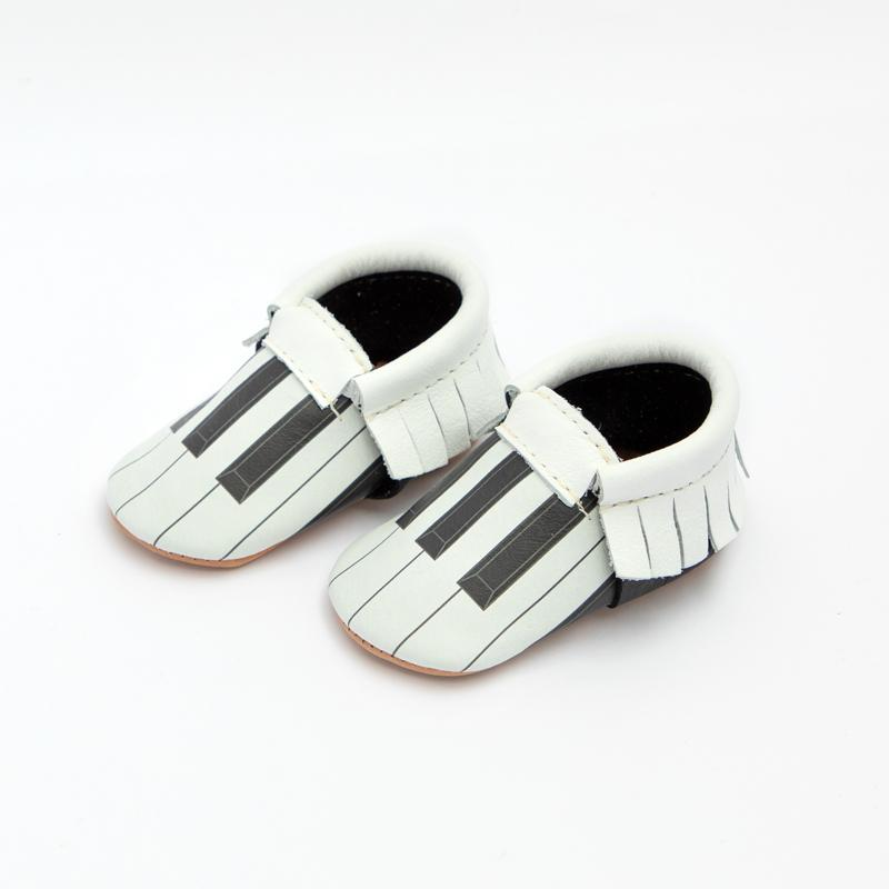 Piano Man Moccasins Soft Soles