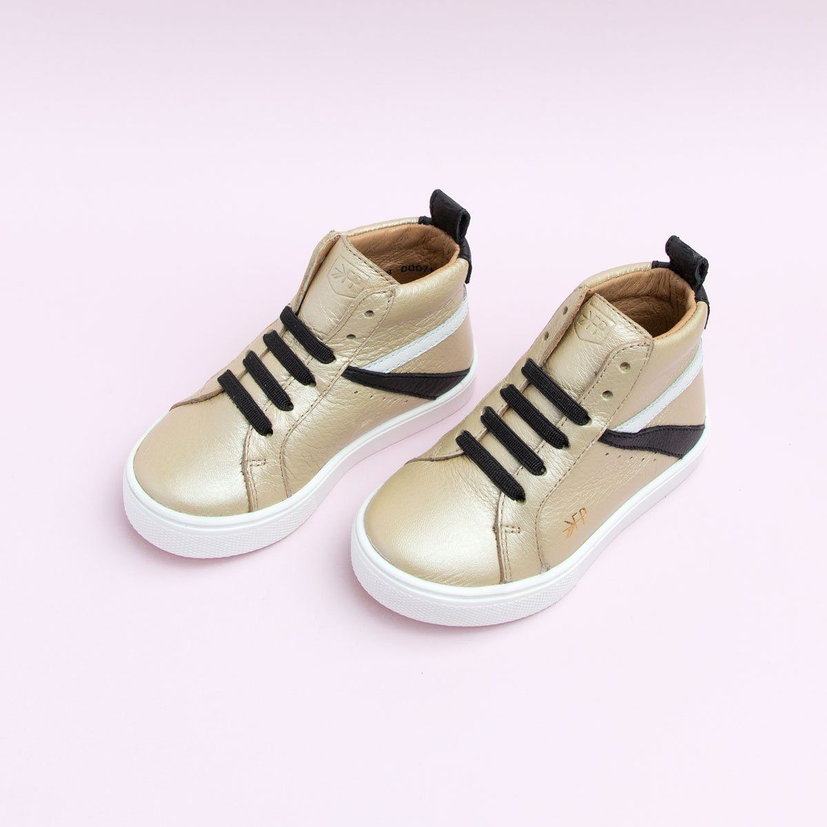 Platinum High Top Sneaker Kids - High Top Sneaker Kids Sneakers