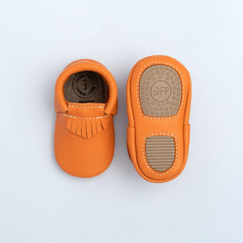 Pumpkin Mini Sole City Mocc