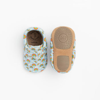 Rainbow So Happy City Mocc Mini Sole Mini Sole City Mocc mini soles