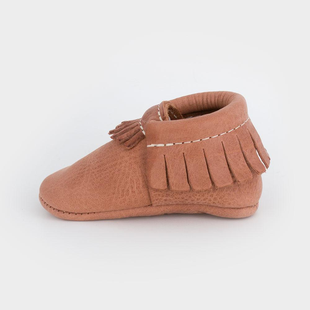Red Rock Moccasins Soft Soles