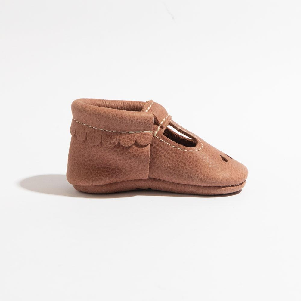 Newborn Red Rocks Mary Jane Newborn Moccasin Soft Soles