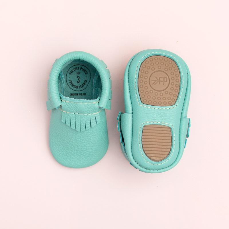 Robin's Egg Mini Sole | Pre-Order Mini Sole Mocc mini soles