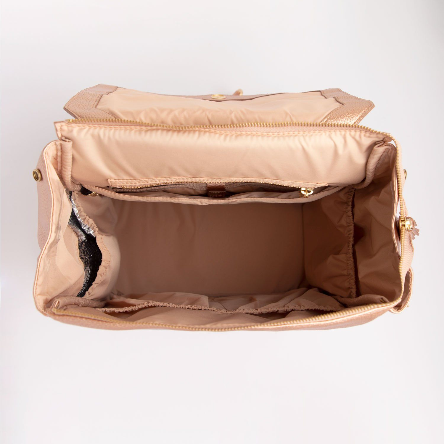Rose Gold Classic Diaper Bag Classic Diaper Bag Bags