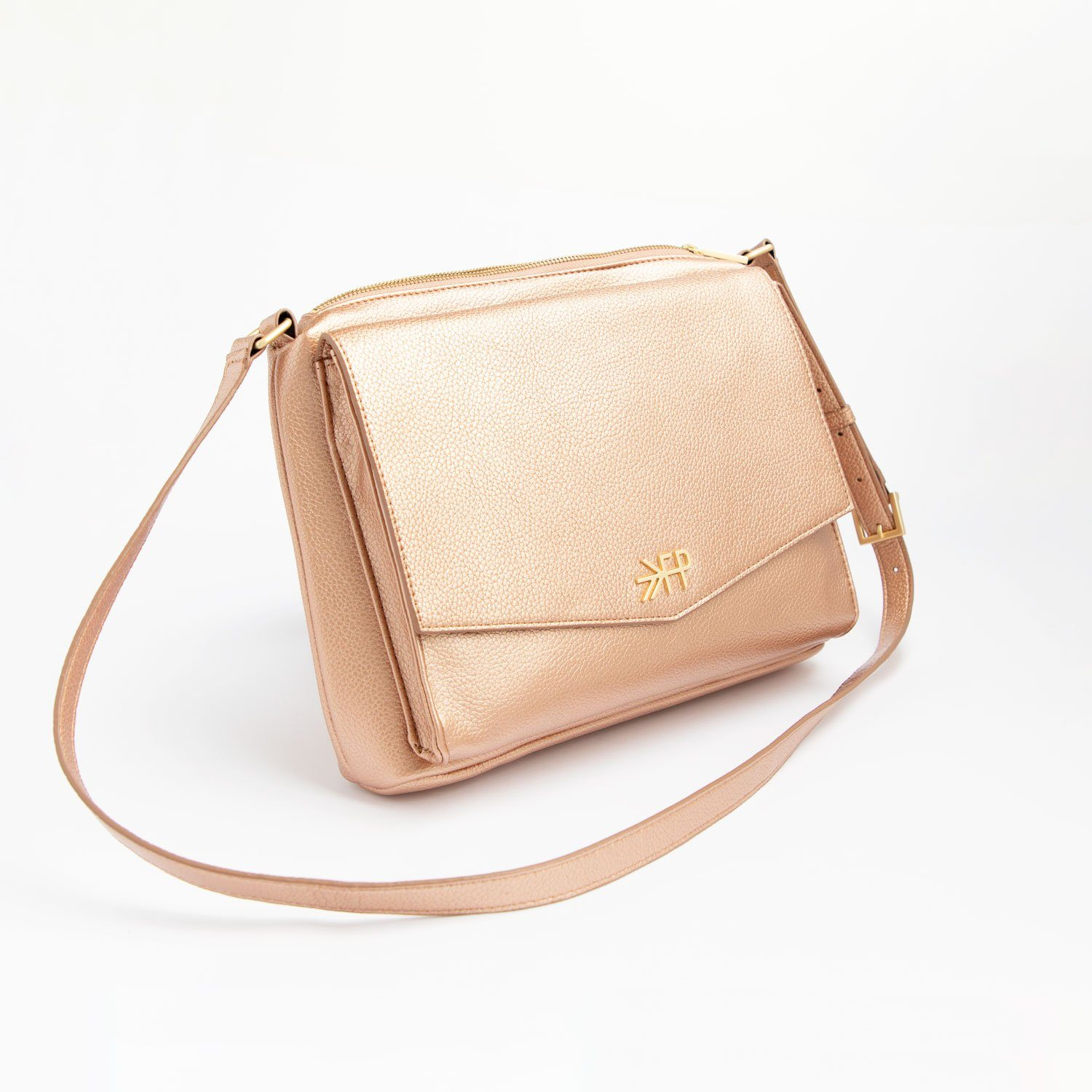 Rose Gold Classic Crossbody