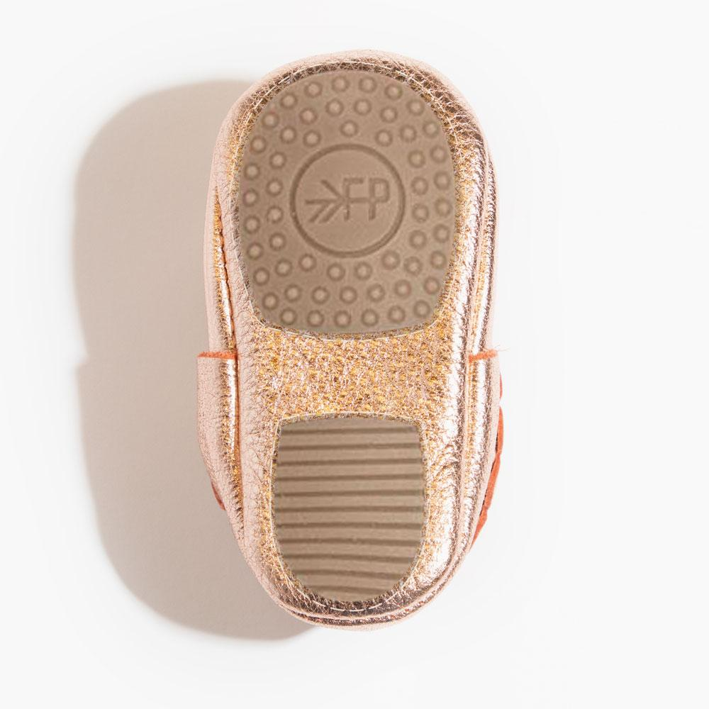 Rose Gold Mini Sole Mary Jane Mini Sole Mary Jane mini soles