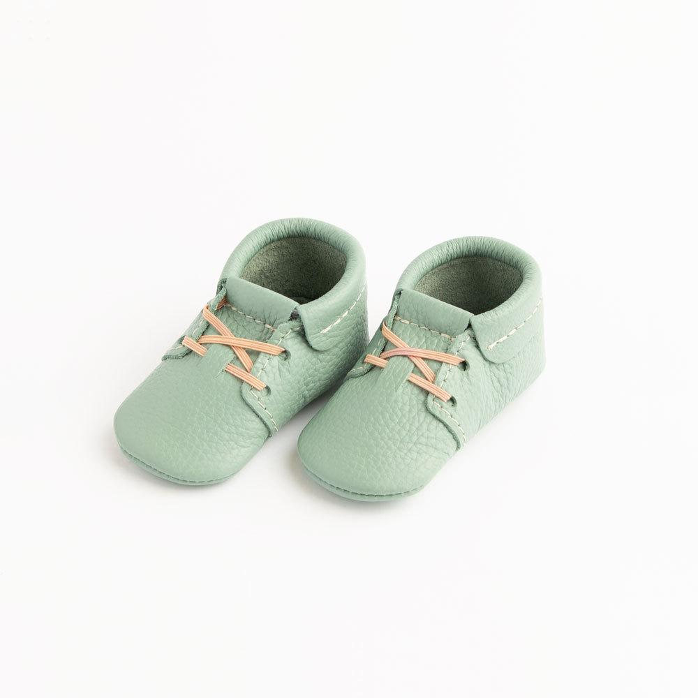 Sage Oxford Oxford Soft Soles