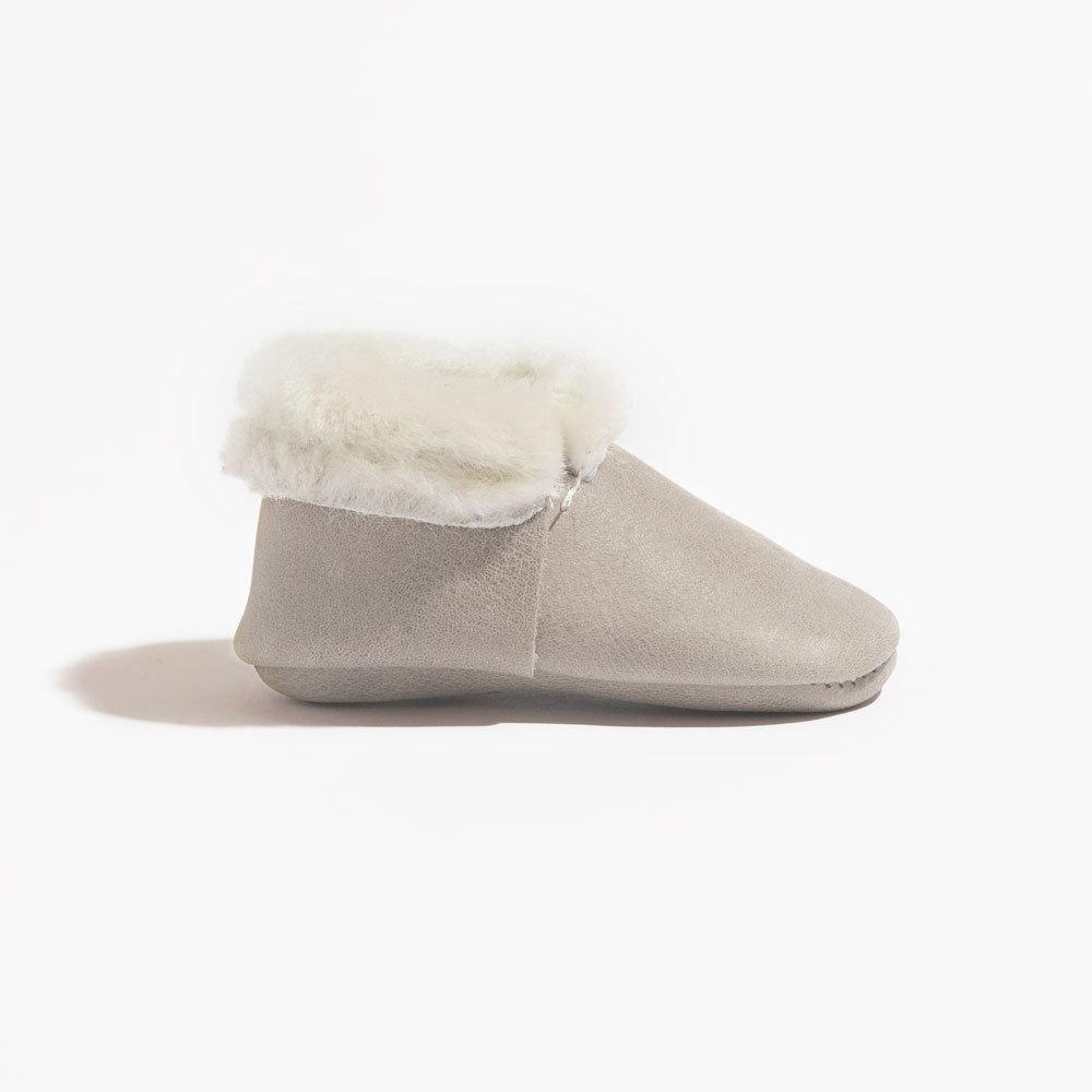 Salt Flats Shearling Mini Sole Mini Sole Shearling Mocc mini soles