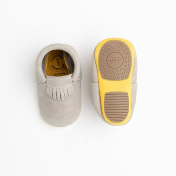 Salt Flats with Goldenrod City Mocc Mini Sole Mini Sole City Mocc Mini soles