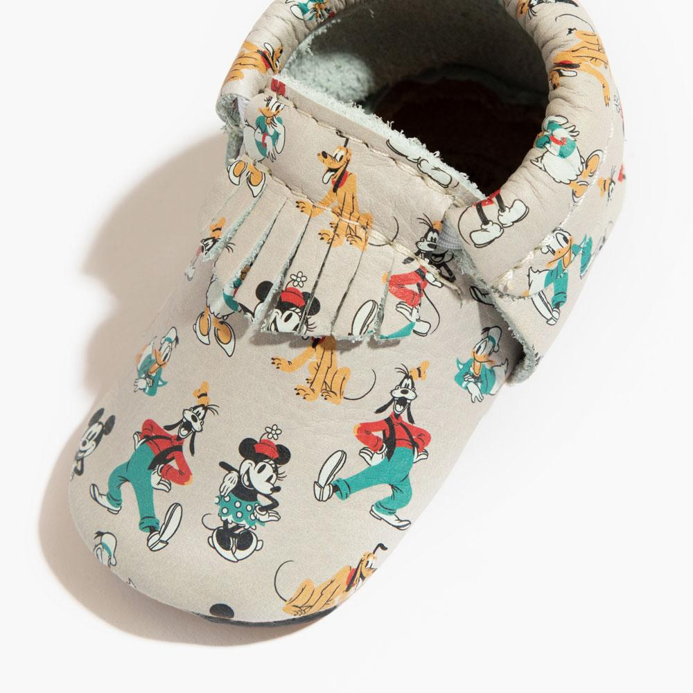 Disney Sensational Six City Mocc Mini Sole Freshly Picked