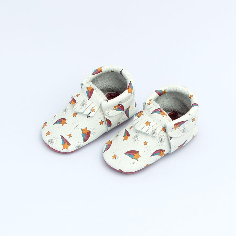 Shooting Star City Mocc City Moccs Soft Soles