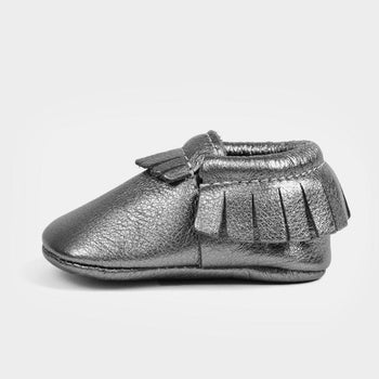 Silver Medal Moccasins Soft Soles