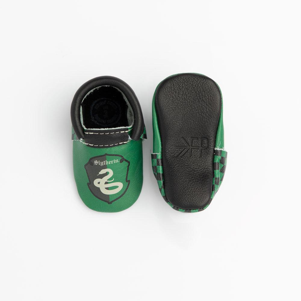 Slytherin City Mocc City Moccs Soft Soles
