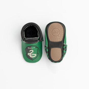 Slytherin City Mocc Mini Sole Mini Sole City Mocc mini soles