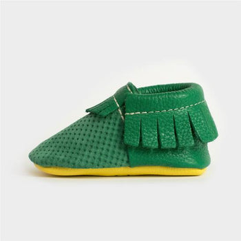 Star Player Moccasins Soft Soles