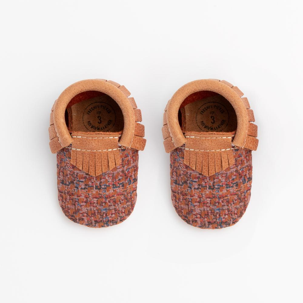 Summer Tweed Mini Sole Mini Sole Mocc Mini soles