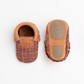 Summer Tweed Mini Sole