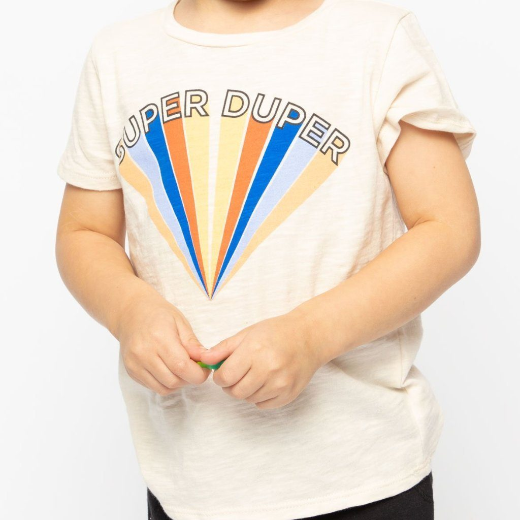 Super Duper Short Sleeve Graphic Tee