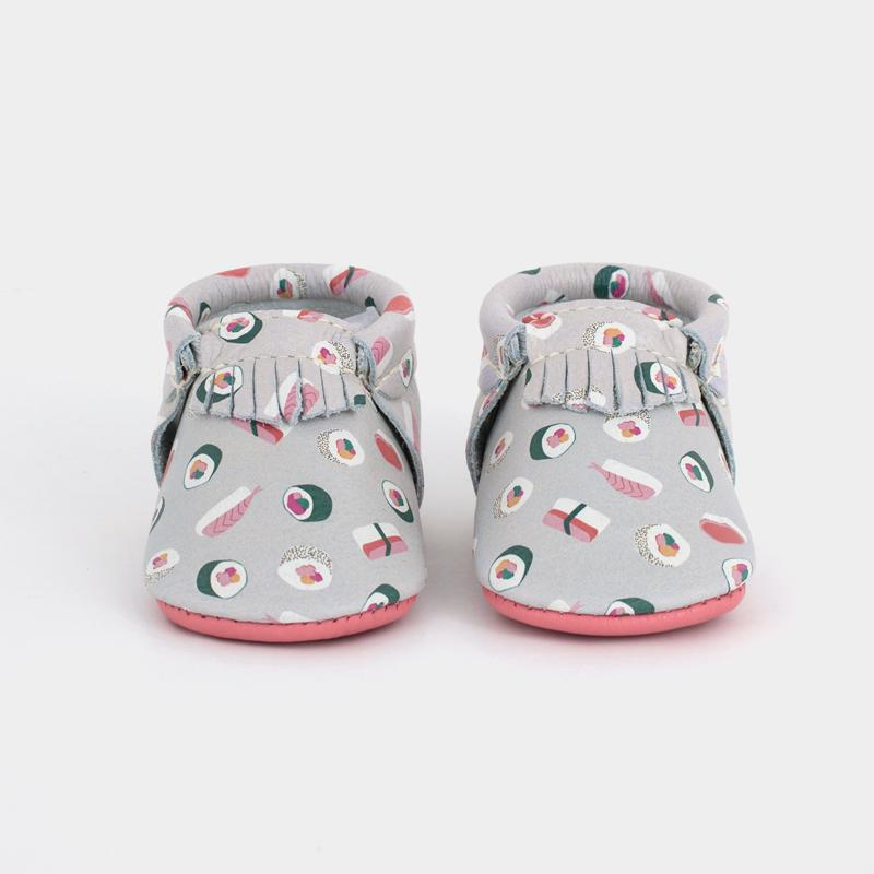 Sushi Roll City Mocc | Pre-Order City Moccs Soft Soles