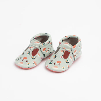 Sushi Roll Mary Jane | Pre-Order Mary Janes Soft Soles
